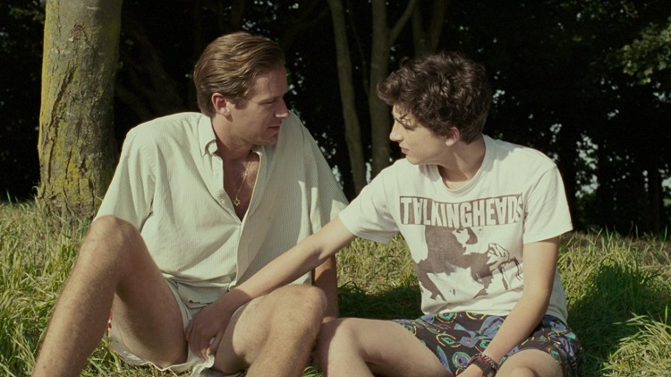 Call me by your name - El Palomitrón