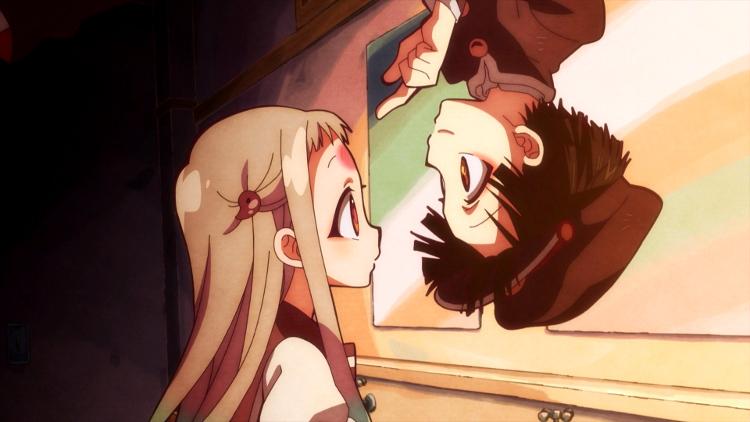Crítica de Jibaku Shōnen Hanako-kun Hanako y Yashiro - El Palomitrón