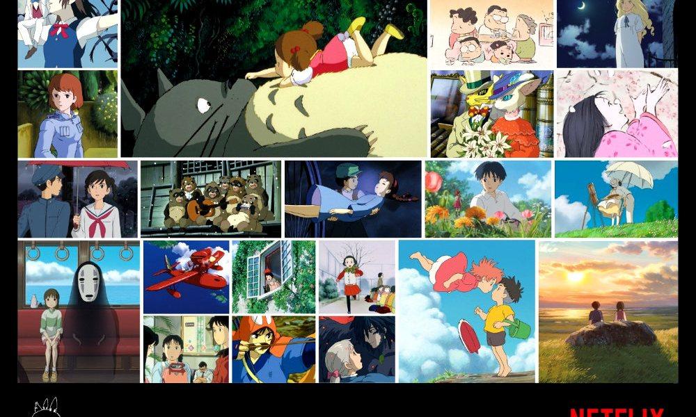 Las películas de Studio Ghibli llegarán a Netflix destacada - El Palomitrón