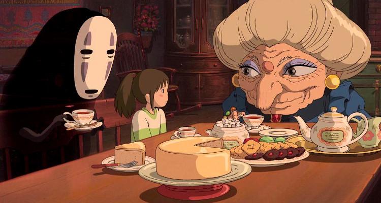 Películas Studio Ghibli en Netflix marzo 2020 El viaje de Chihiro - El Palomitrón