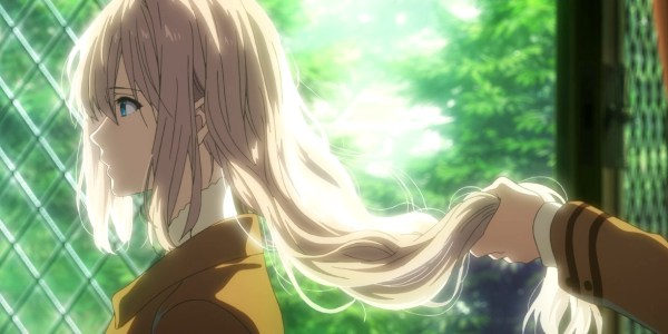 película Violet Evergarden Eternity and the Auto Memory Doll llega a Netflix destacada - El Palomitrón