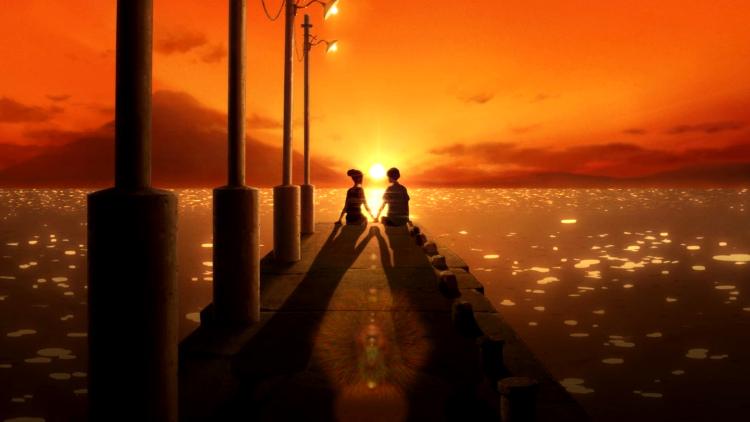 Crítica de El amor está en el agua (Ride your Wave) Hinako Minato - El Palomitrón