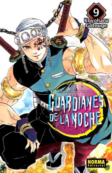 Lanzamientos Norma Editorial marzo 2020 Guardianes de la noche - El Palomitrón