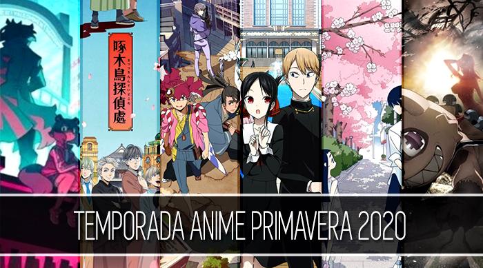 Banner lateral temporada anime primavera 2020 - El Palomitrón