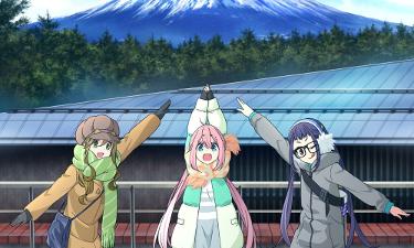 Fecha de estreno de la segunda temporada de Yuru Camp contenido relacionado - El Palomitrón