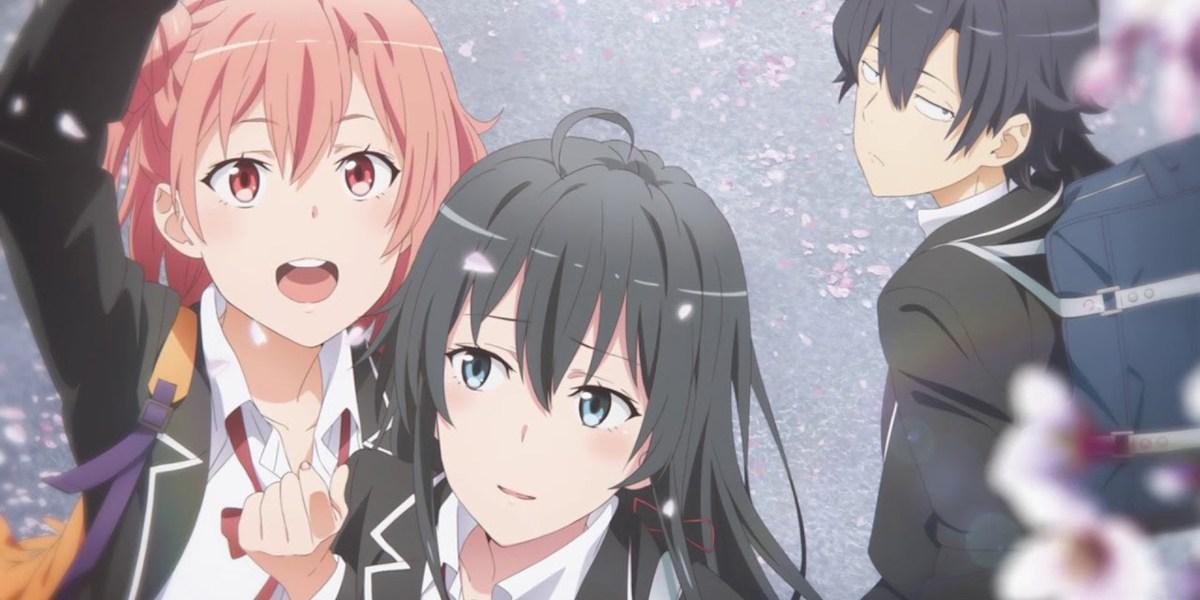 tercera temporada de oregairu