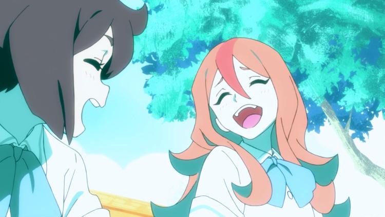 Crítica de BNA Brand New Animal Michiru y Nazuna OK - El Palomitrón