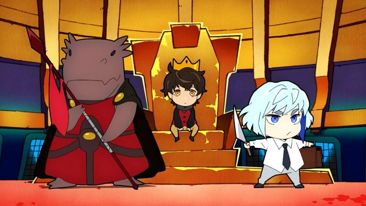 Crítica del anime de Tower of God Galería 1A - El Palomitrón