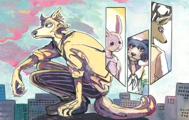 animes de animales contenido relacionado BEASTARS - El Palomitrón