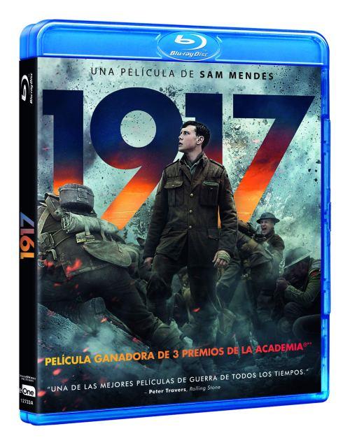1917 Blu Ray