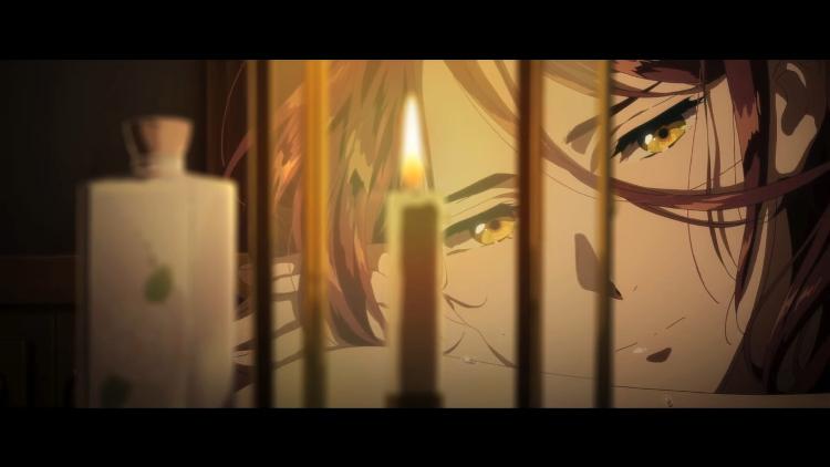 Crítica película Violet Evergarden Gaiden Isabella 2 - El Palomitrón