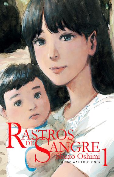 Reapertura de librerías y novedades manga Rastros de Sangre - El Palomitrón