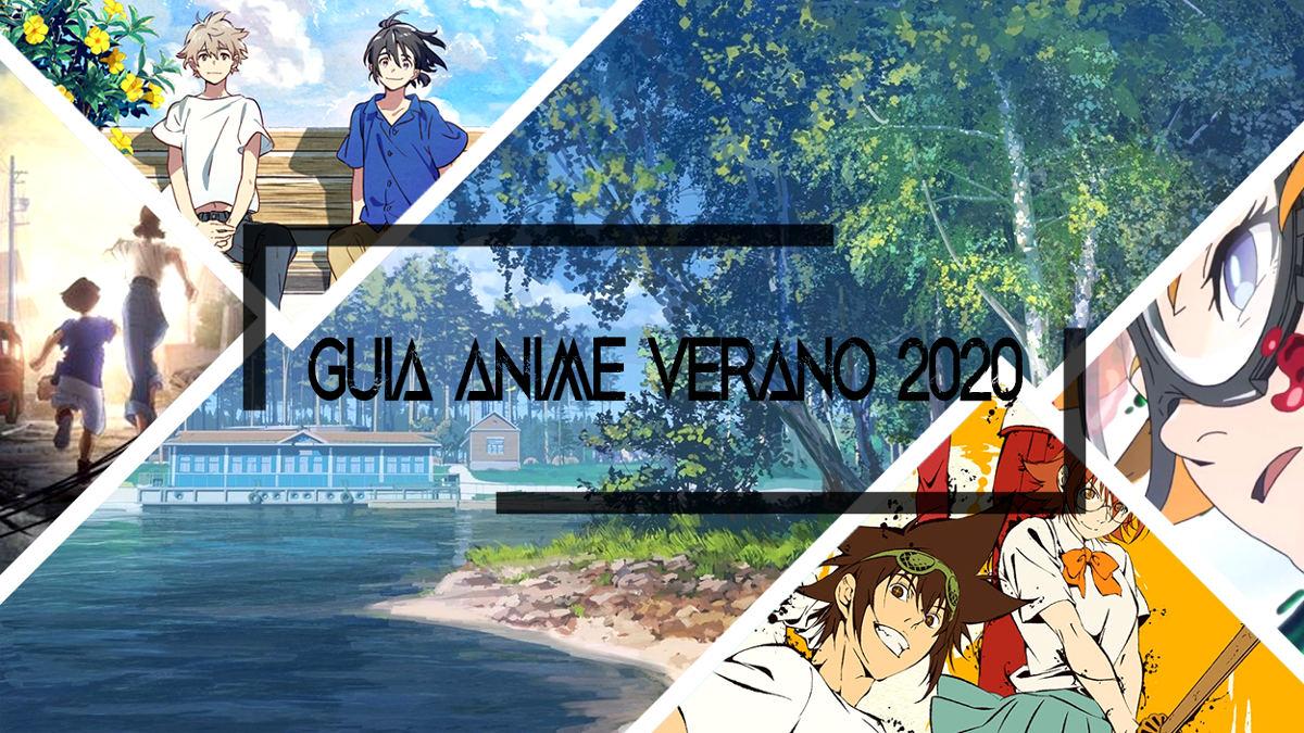 Guía de anime verano 2020 destacada - El Palomitrón