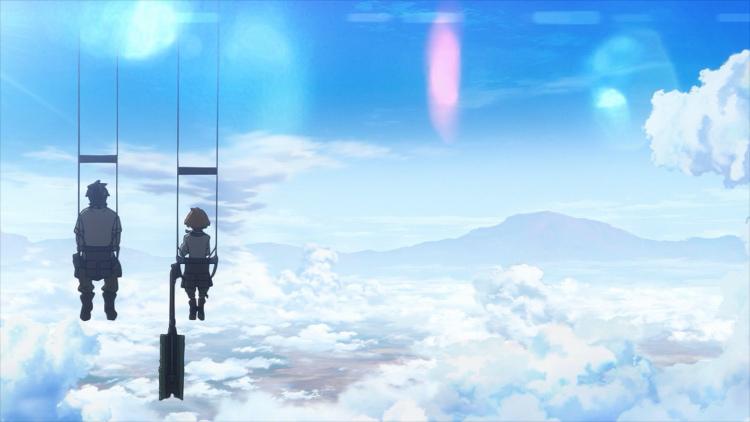 Crítica de Deca-Dence Natsume y Kaburagi 1 - El Palomitrón