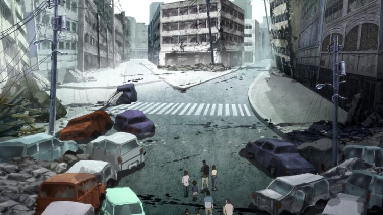 Crítica de Japan Sinks 2020 Tokio hundida 2 - El Palomitrón