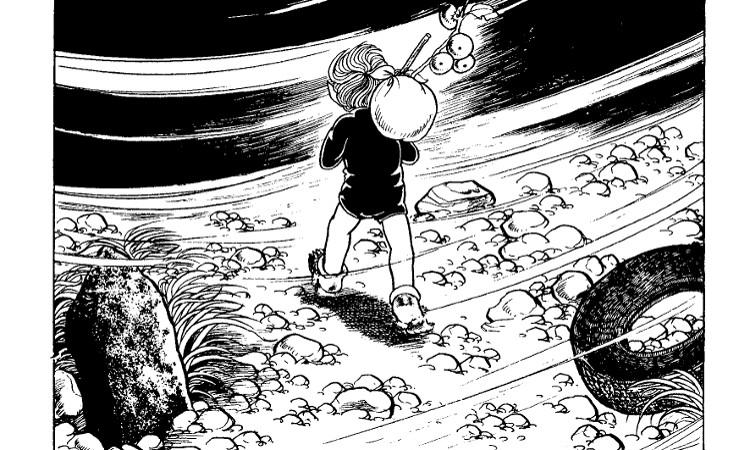 Reseña de El chico de los ojos de gato #2 panel 4 - El Palomitrón