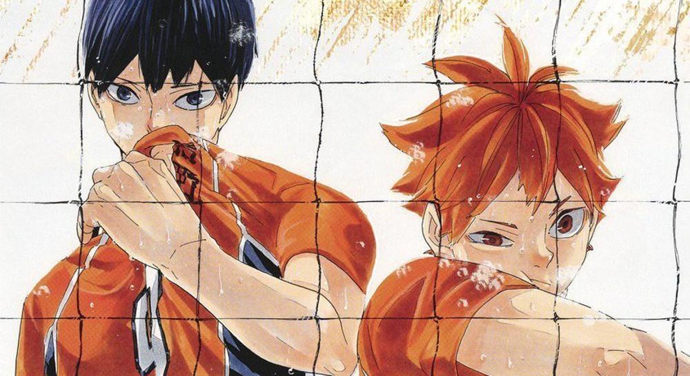 final de Haikyuu!! destacada Hinata y Kageyama - El Palomitrón