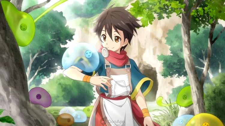 Fecha de estreno del anime Kami-tachi ni Hirowareta Otoko personajes - El Palomitrón