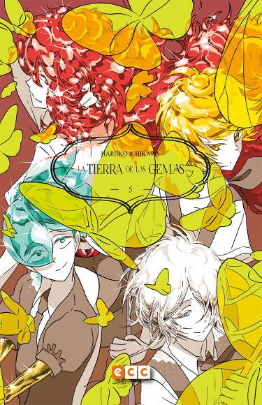 Lanzamientos ECC Ediciones septiembre y octubre 2020 La tierra de las gemas - El Palomitrón