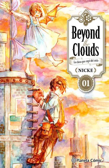 Lanzamientos Planeta Cómic octubre 2020 Beyond the Clouds - El Palomitrón