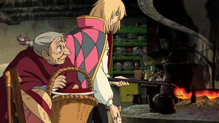 Reseña de El castillo ambulante escena 2 - El Palomitrón