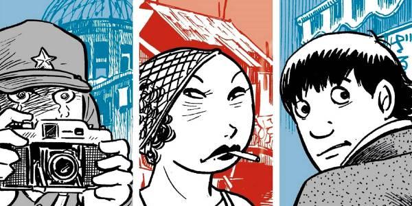 Reseña de Tatsumi, de Yoshihiro Tatsumi destacada - El Palomitrón