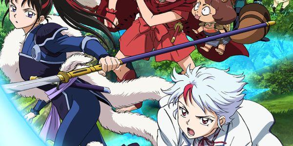 ver Hanyō no Yashahime Crunchyroll otoño 2020 destacada - El Palomitrón