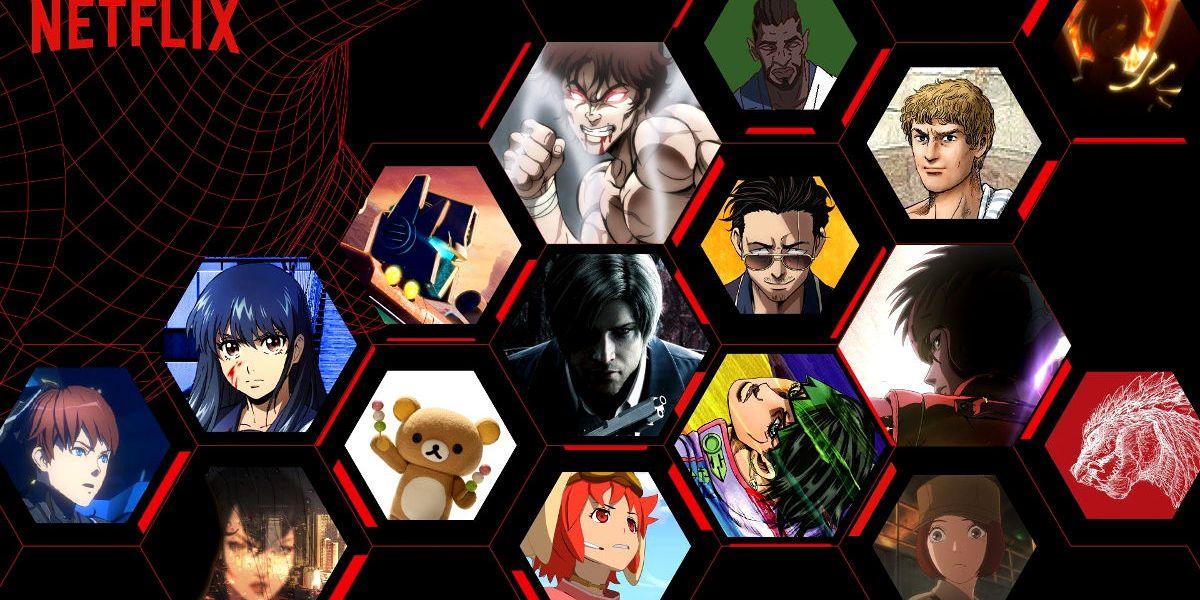 Nuevos animes de Netflix para 2021 destacada - El Palomitrón