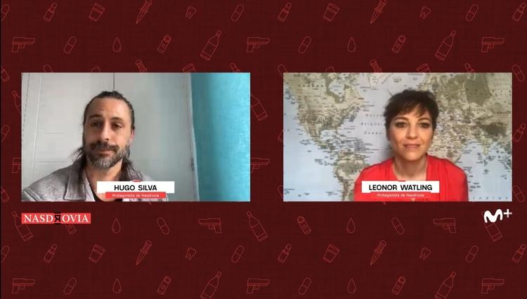 Hugo Silva, Leonor Watling, Nasdrovia, EL PALOMITRÓN