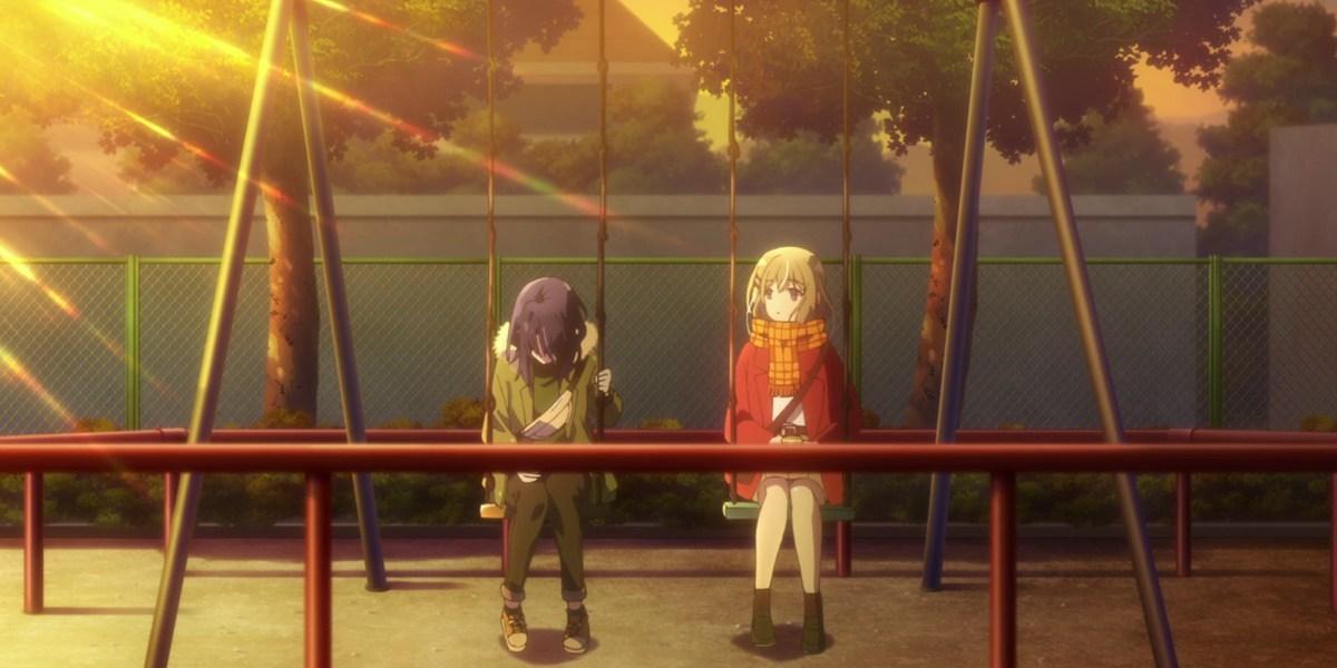 Crítica de Adachi to Shimamura