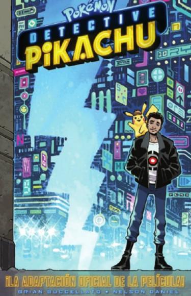 Lanzamientos Norma Editorial diciembre 2020 Detective Pikachu - El Palomitrón