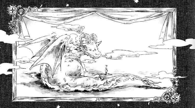Reseña de Beyond the Clouds dragón - El Palomitrón