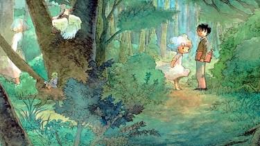 Los mejores mangas de 2020 Aomanjû el bosque mágico de Hoshigahara - El Palomitrón