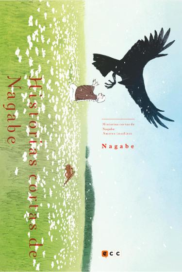 Reseña de Historias cortas de Nagabe portada - El Palomitrón