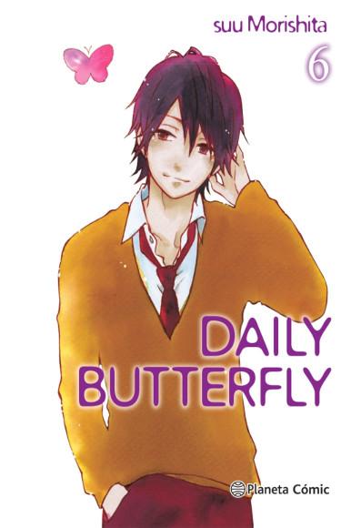 Lanzamientos Planeta Cómic enero 2021 Daily Butterfly - El Palomitrón