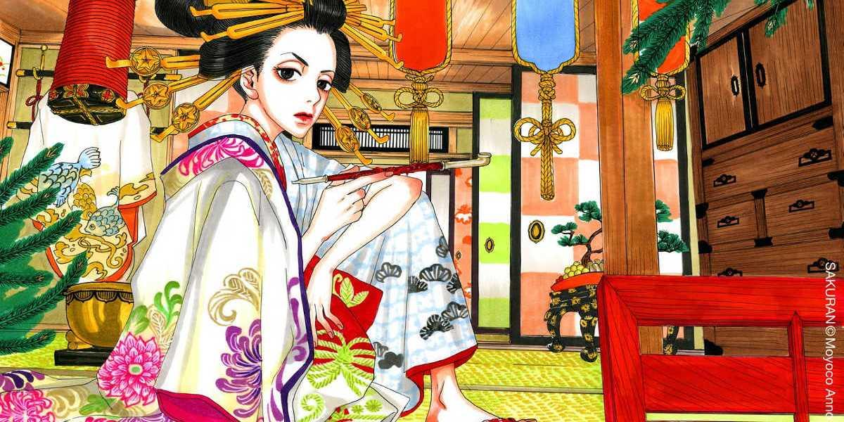 Reseña de Sakuran destacada - El Palomitrón
