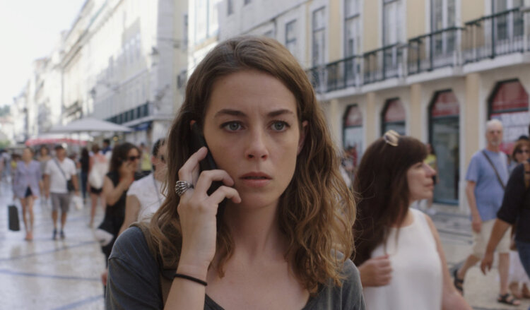 Victoria Guerra, Auga Seca, EL PALOMITRÓN