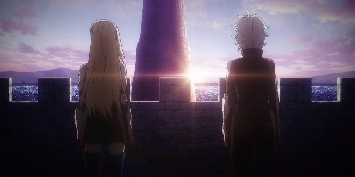 cuarta temporada de Danmachi