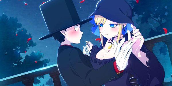 anime de The Duke of Death and His Maid destacada - El Palomitrón