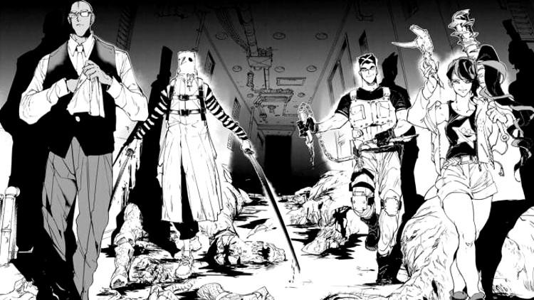 Crítica final de The Promised Neverland comparativa manga 2 - El Palomitrón