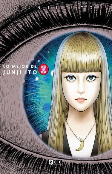 Lanzamientos ECC Ediciones mayo 2021 Lo mejor de Junji Ito - El Palomitrón