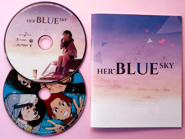Análisis de la edición coleccionista de Her Blue Sky Galería 4 - El Palomitrón