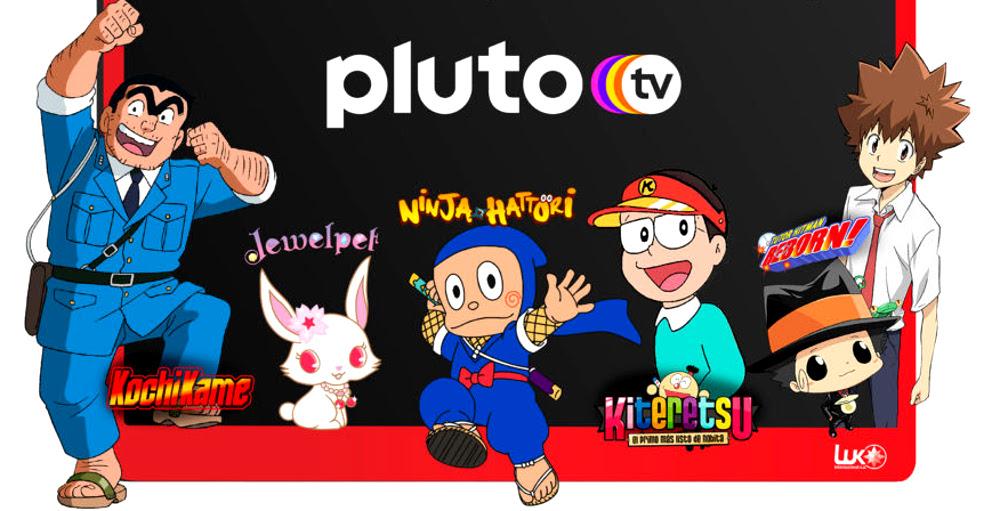 Anime Clásico y Garfield, los dos nuevos canales de animación de Pluto TV destacada - El Palomitrón