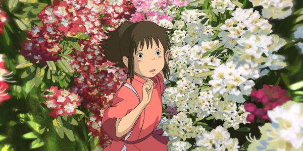 El viaje de Chihiro vuelve a los cines de España destacada - El Palomitrón