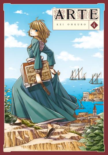 Lanzamientos Arechi Manga junio 2021 Arte - El Palomitrón