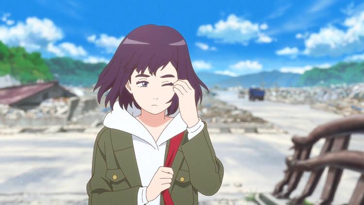 Fecha de estreno y tráiler de la película Misaki no Mayoiga personajes - El Palomitrón
