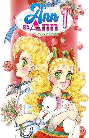 Lanzamientos Arechi Manga julio 2021 Ann es Ann - El Palomitrón