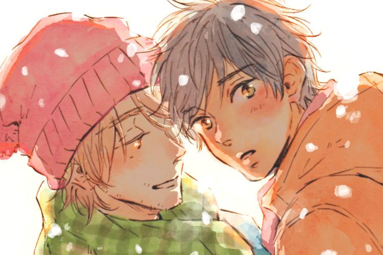 Reseña de Yamada y el chico de Mita Ori Yamada y Chihiro - El Palomitrón