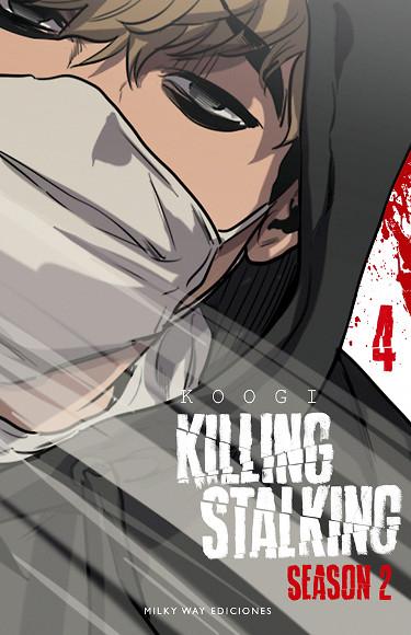 Lanzamientos Milky Way Ediciones agosto 2021 Killing Stalking - El Palomitrón