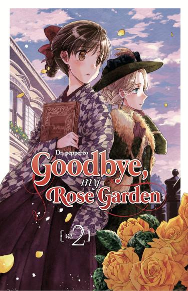 Lanzamientos Arechi Manga septiembre 2021 Goodbye my Rose Garden - El Palomitrón